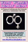 The Female to English Dictionary